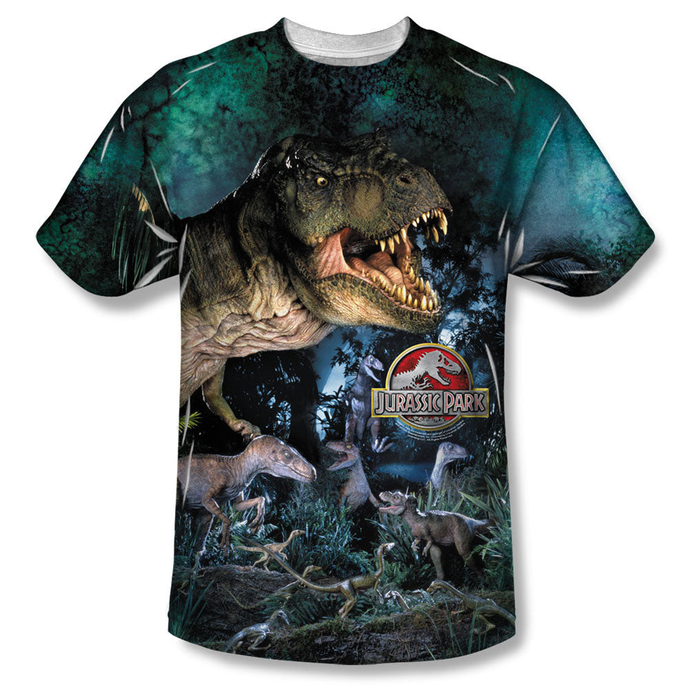 Dinos Gather Sublimation T-shirt