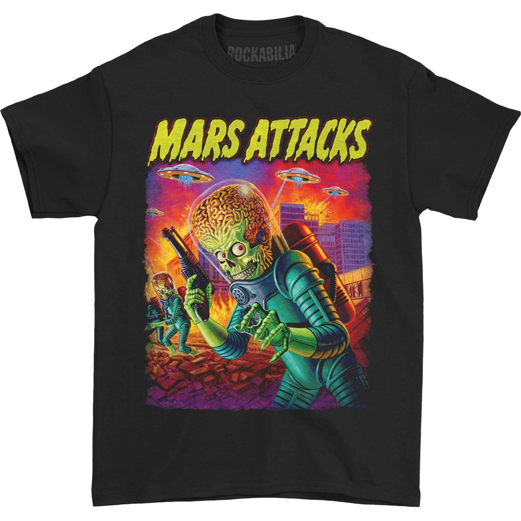 UFO's Attack T-shirt