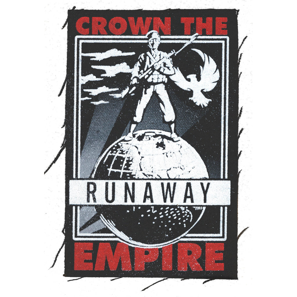 Crown The Empire Runaway Cloth Patch