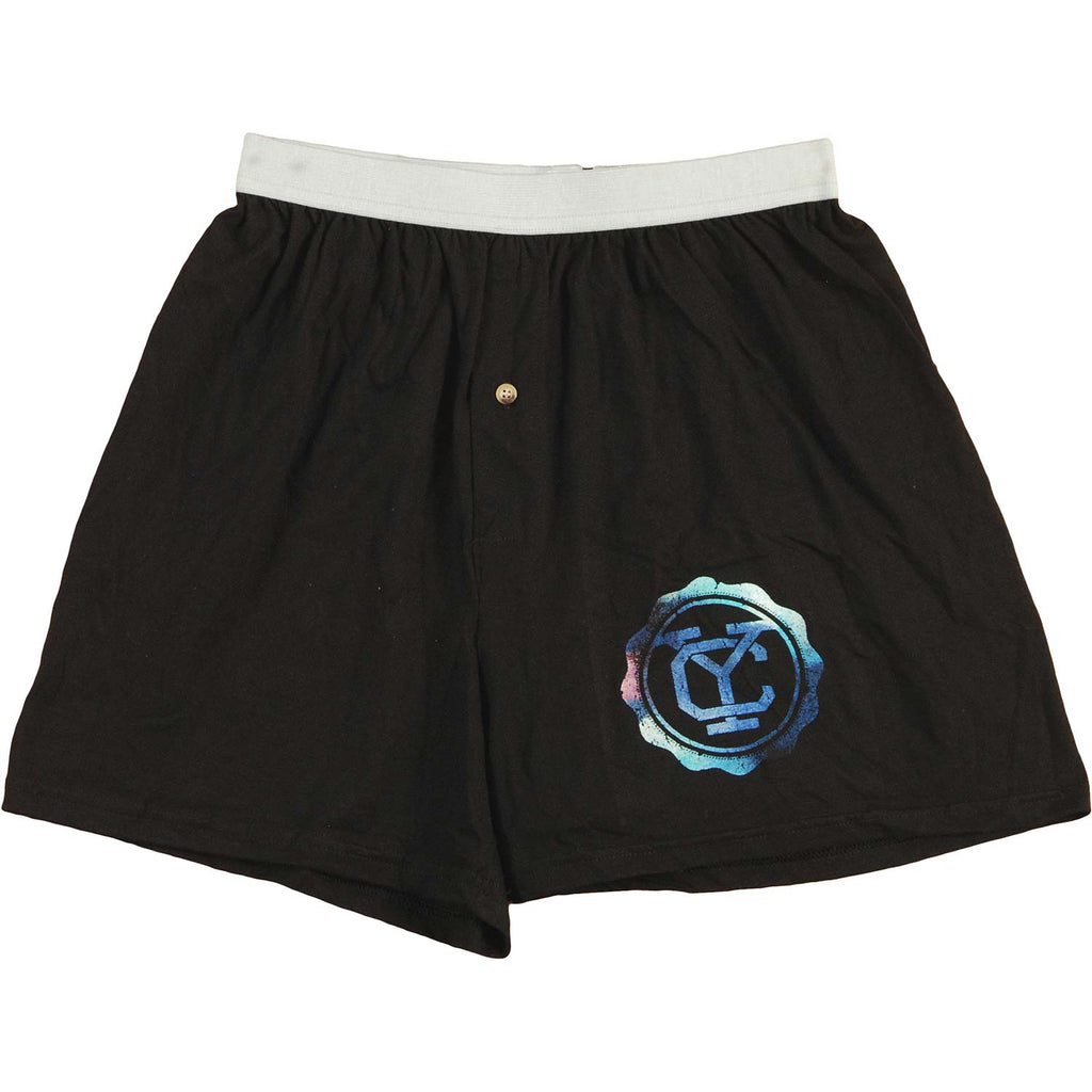 Colorful Logo Boxers
