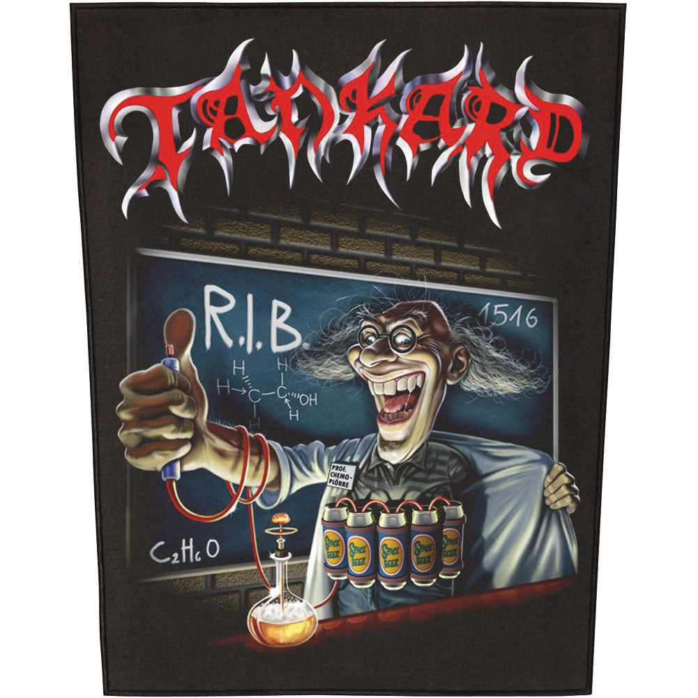 R.I.B. Back Patch