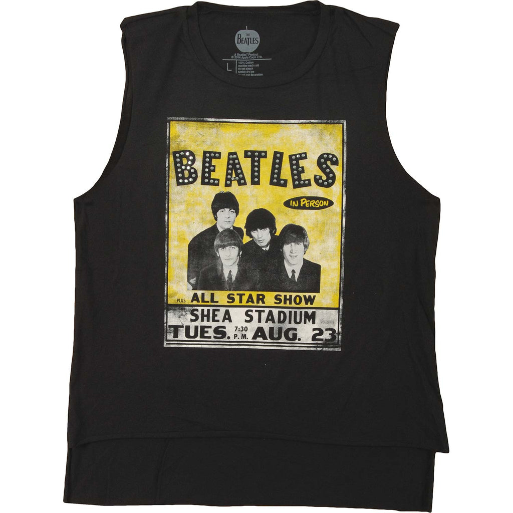 In Person Sleeveless Junior Top