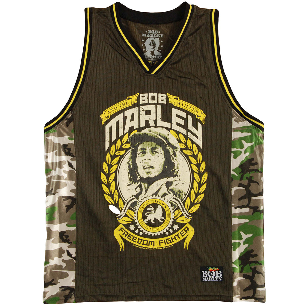 Freedom Fighter Jersey Basketball  Jersey