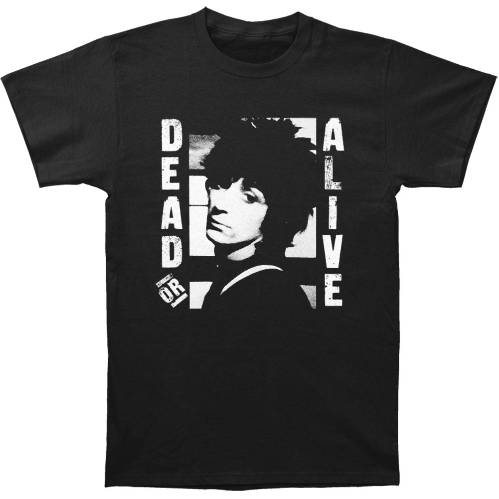 Johnny Thunders - Dead Or Alive Slim Fit T-shirt