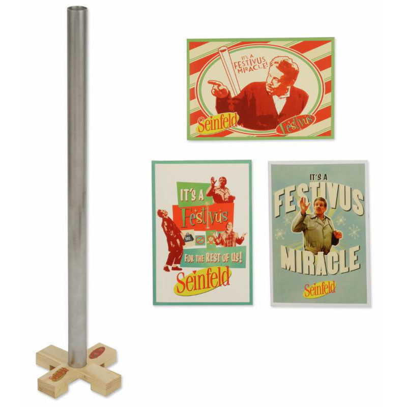 Festivus Pole Movie Prop