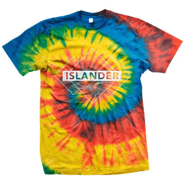 Diamond Logo Tie Dye T-shirt