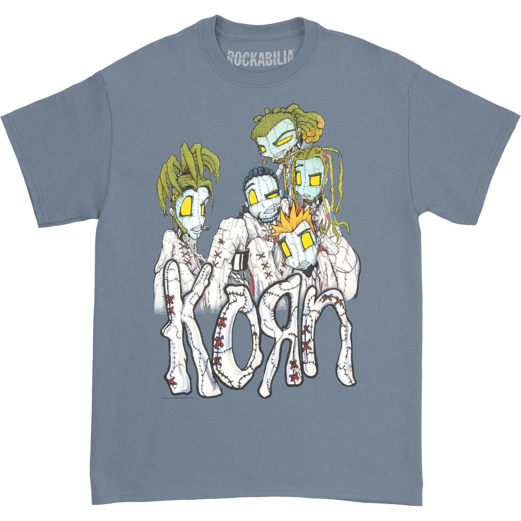 Korn Stitched T-shirt