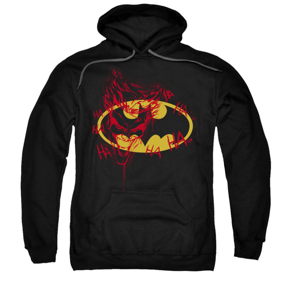 Joker Graffiti Hooded Sweatshirt