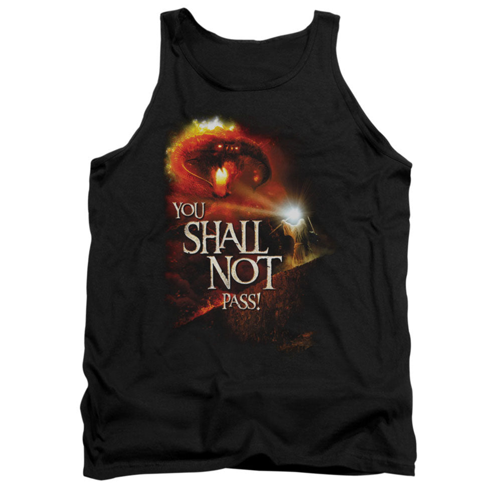 You Shall Not Pass Mens Tank