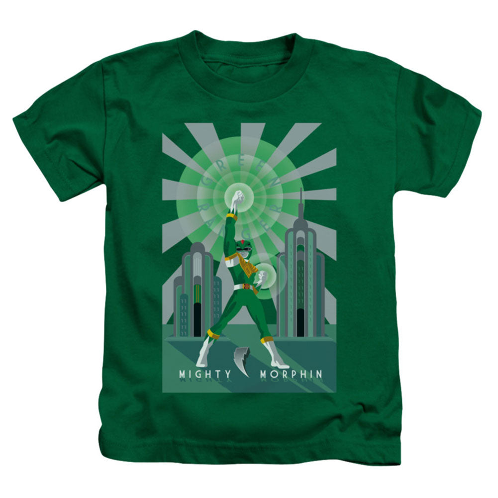 Green Ranger Deco Childrens T-shirt
