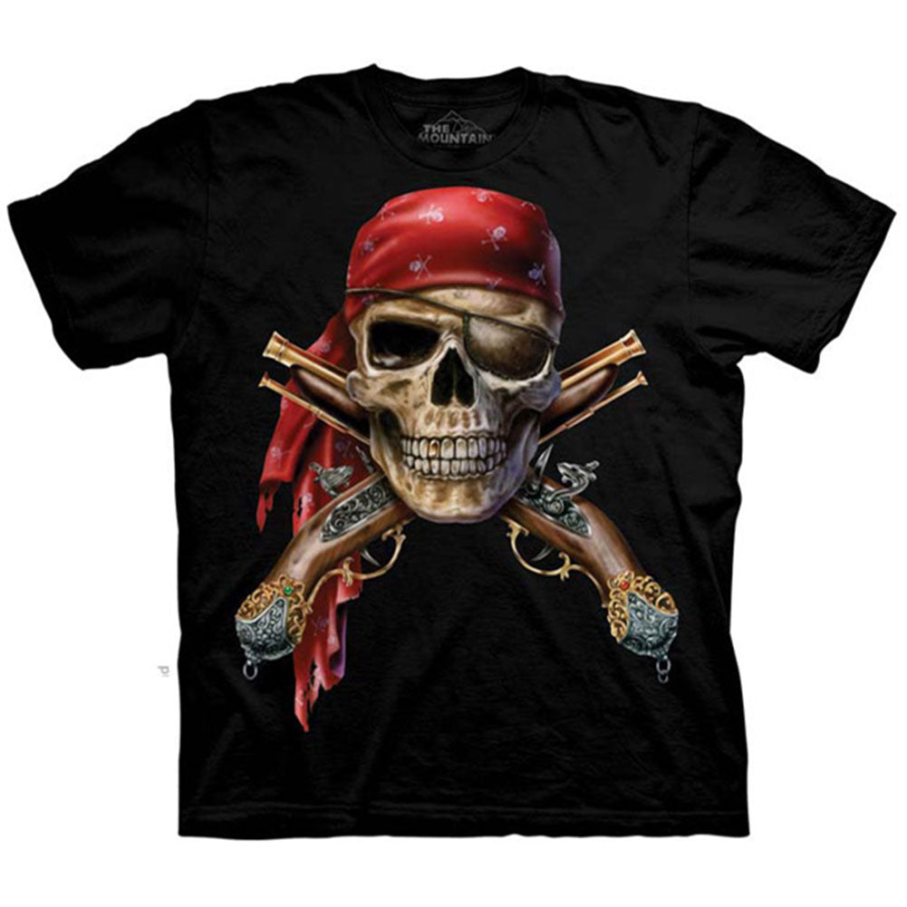 Skull&cross Muskets T-shirt