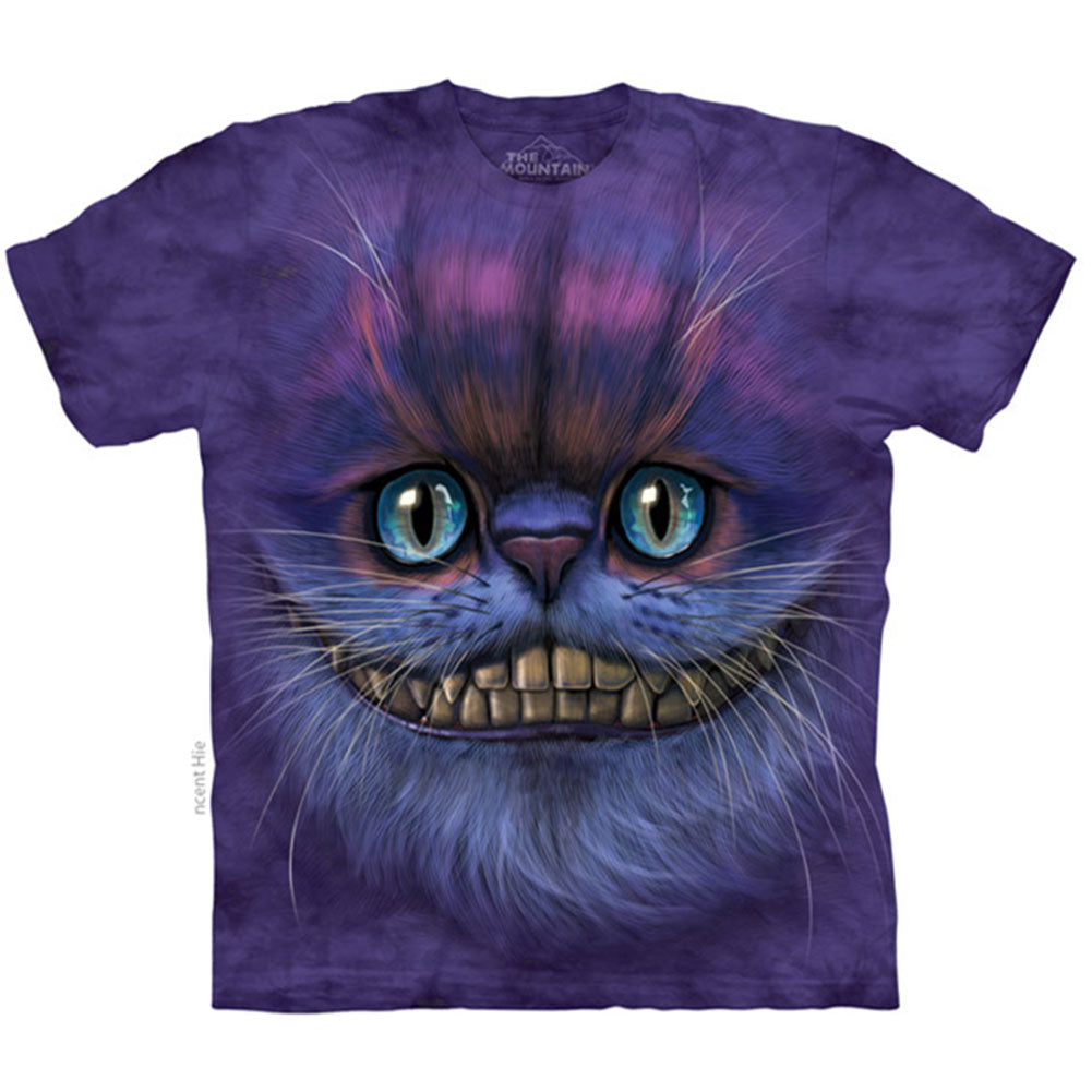 Big Face Cheshire Cat T-shirt