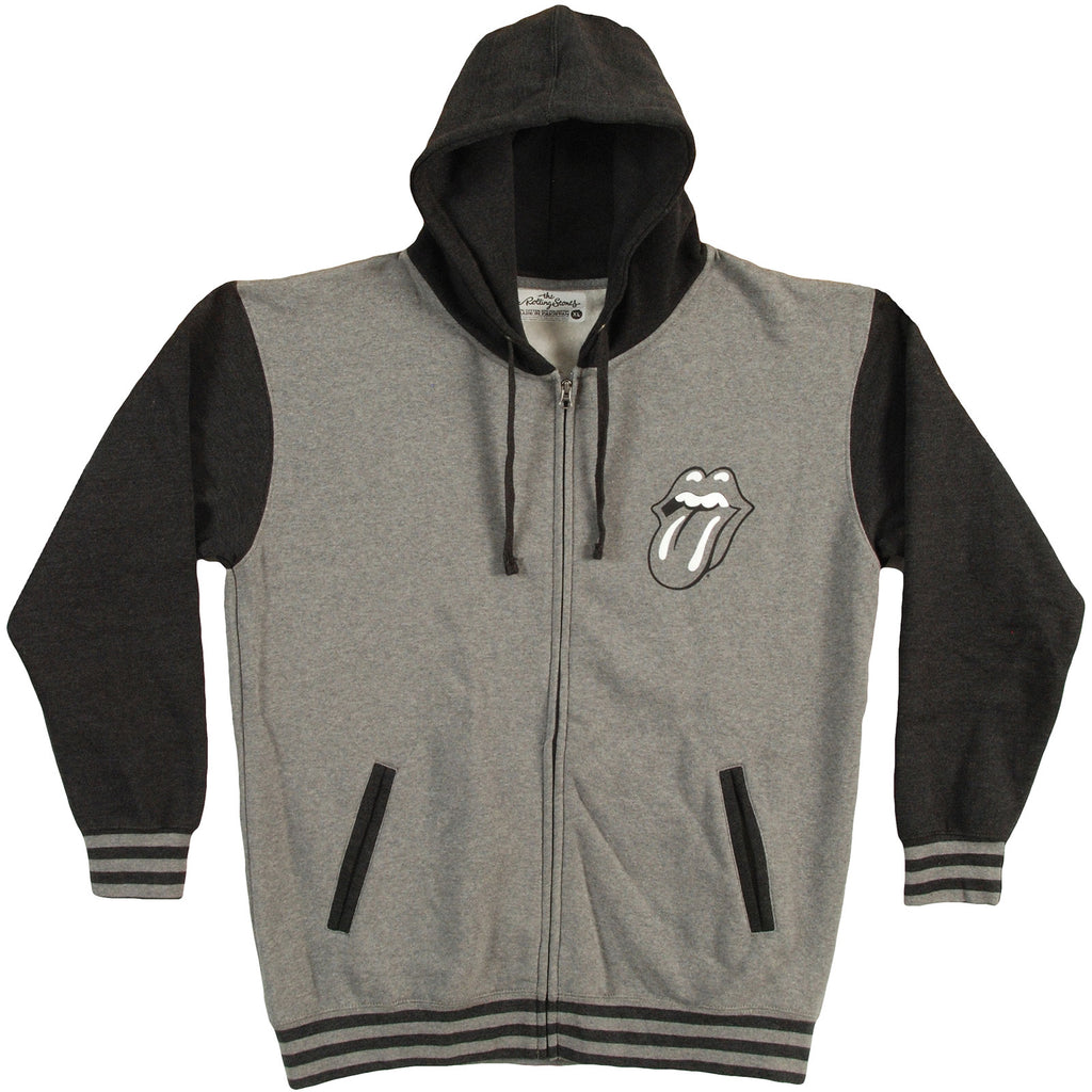 Tongue Varsity Jacket