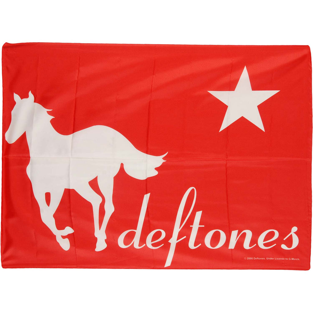 Red Pony Poster Flag