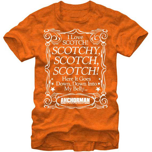 Scotchy Belly T-shirt