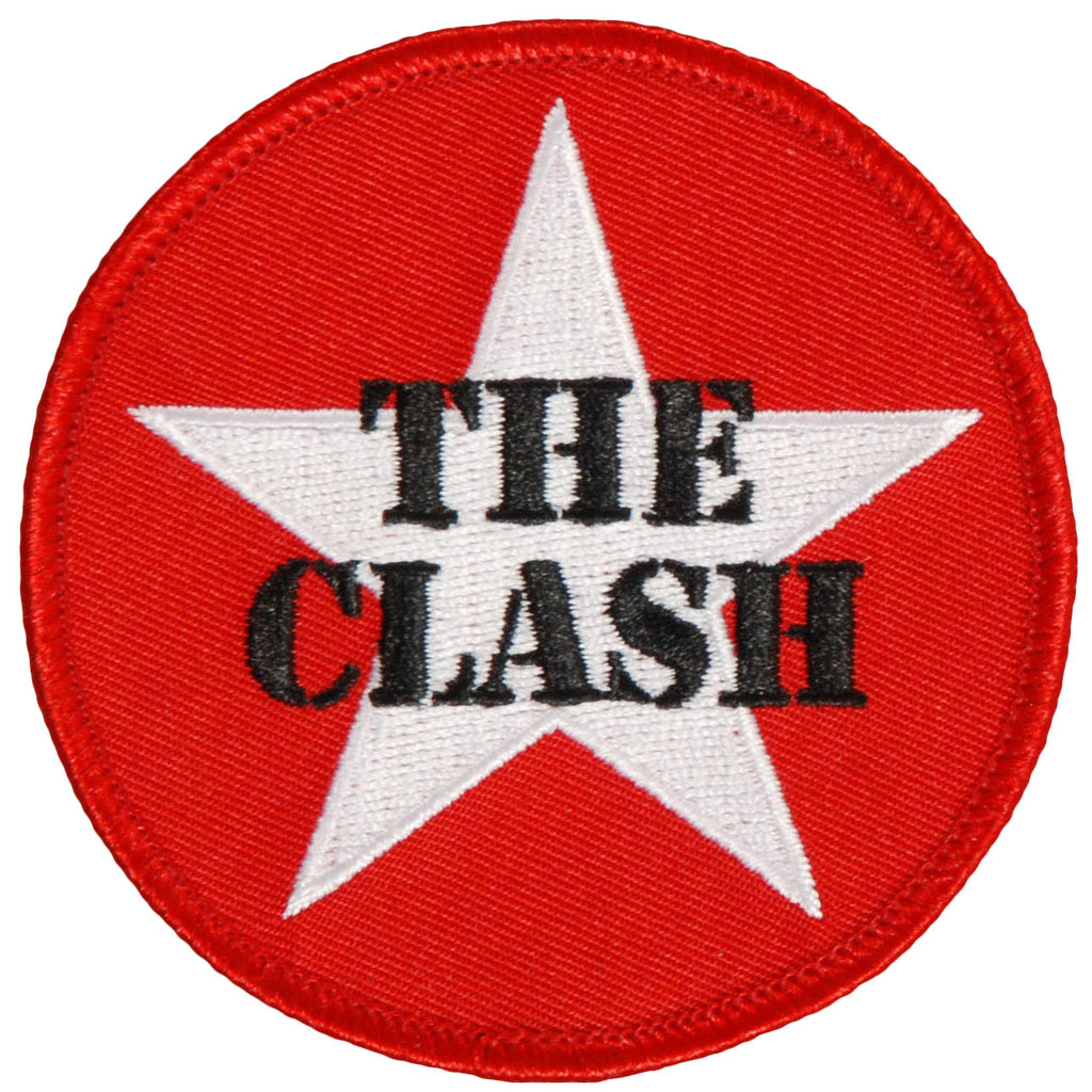 Star Logo Embroidered Patch