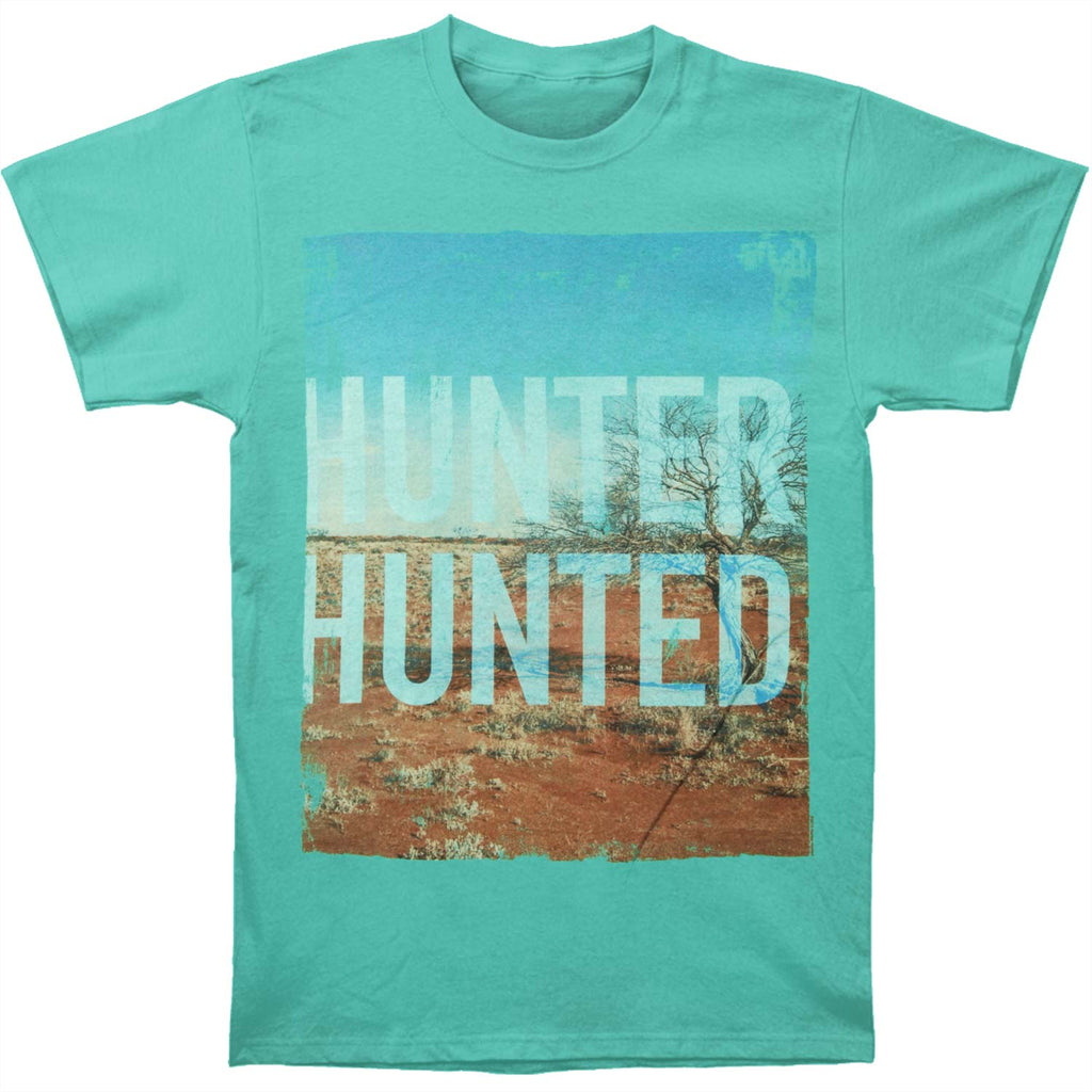 Scenery Hunted Reg Mens Soft T Slim Fit T-shirt
