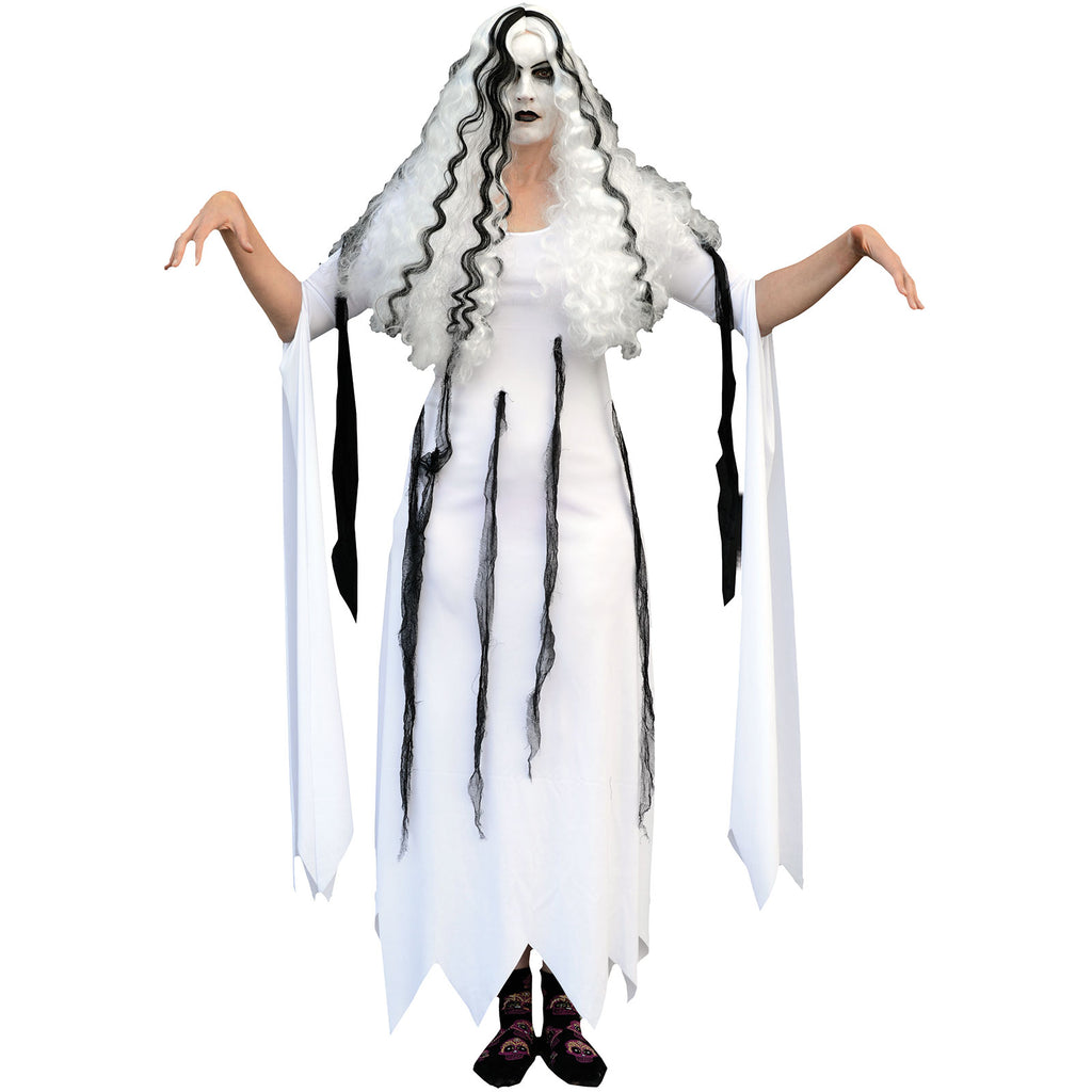 Living Dead Girl Dress And Wig Costume