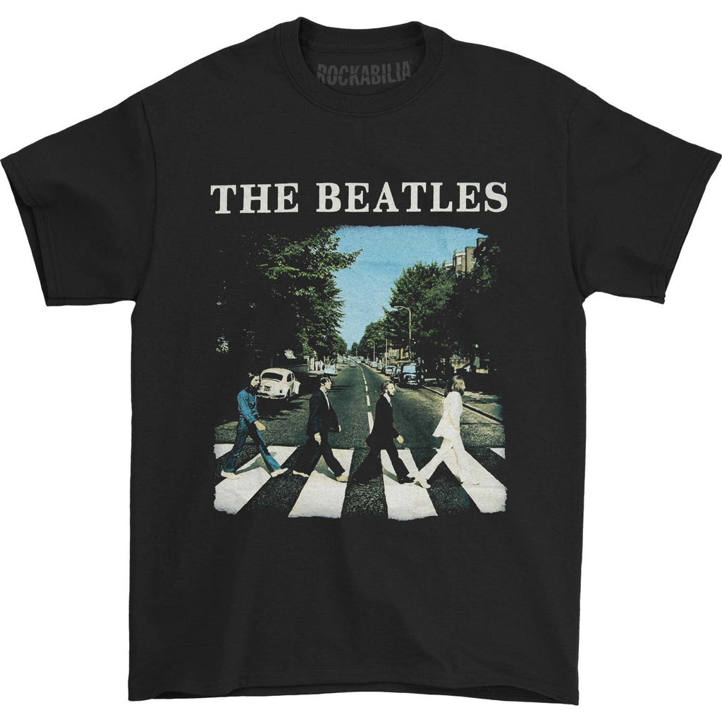 Abbey Road & Logo T-shirt