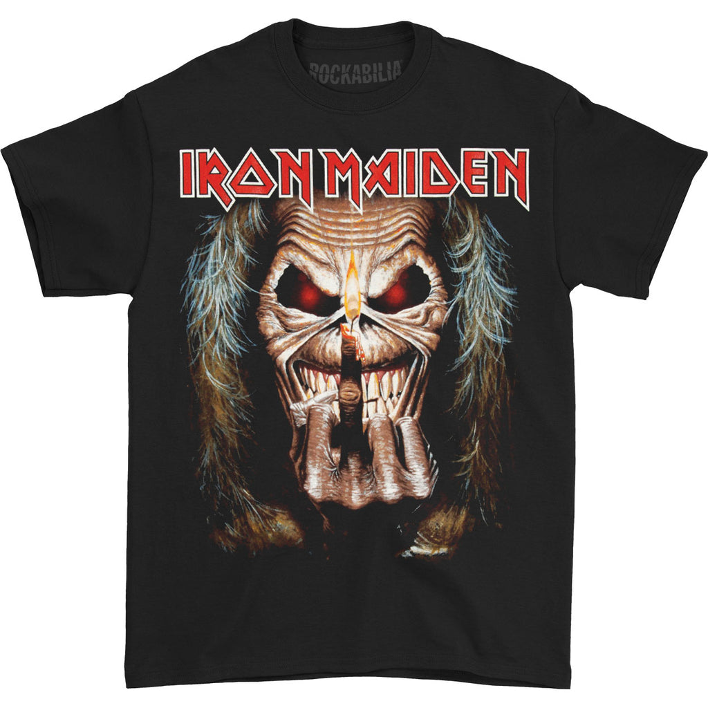 Eddie Candle Finger T-shirt
