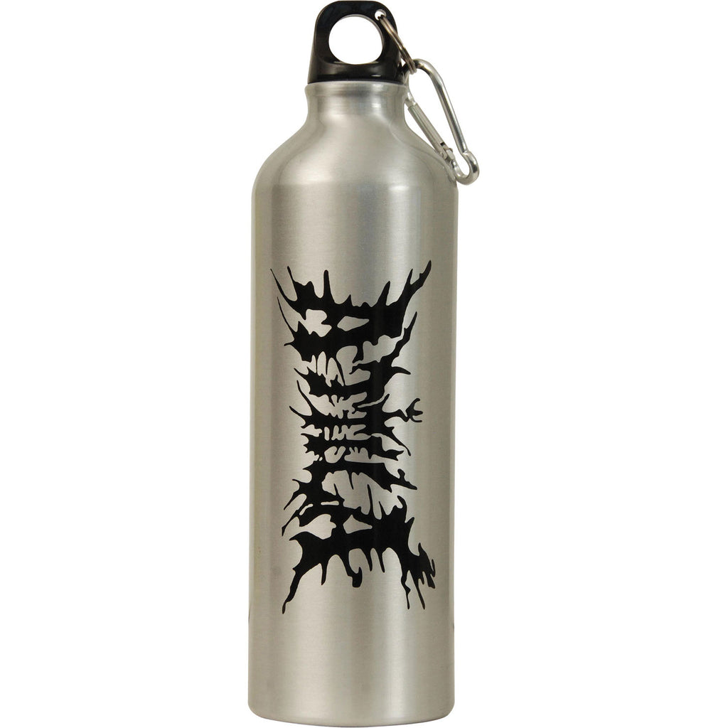 Splatter Logo Water Bottle