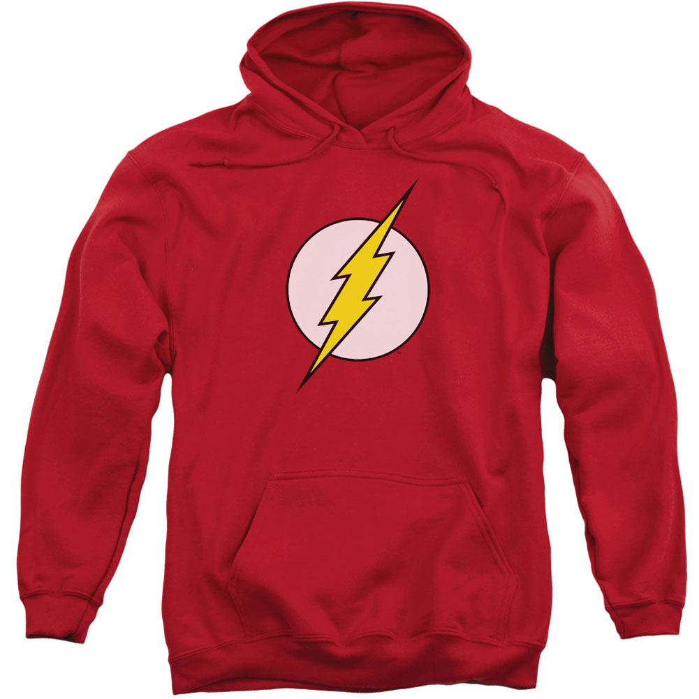 Flash Logo Hooded Sweatshirt