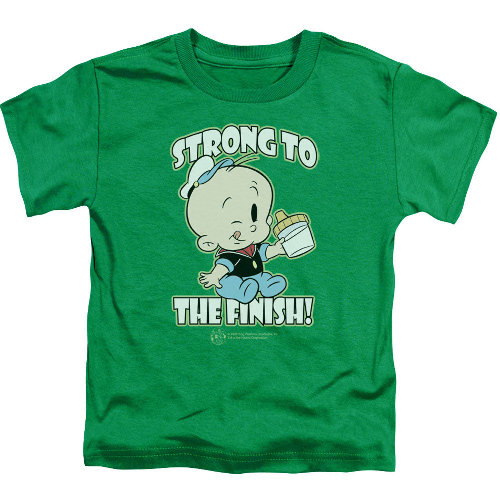 Strong To The Finish Childrens T-shirt