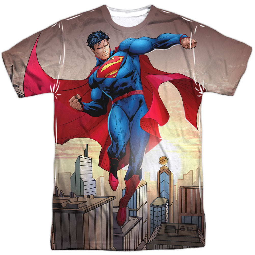 Light And Darkseid Sublimation T-shirt