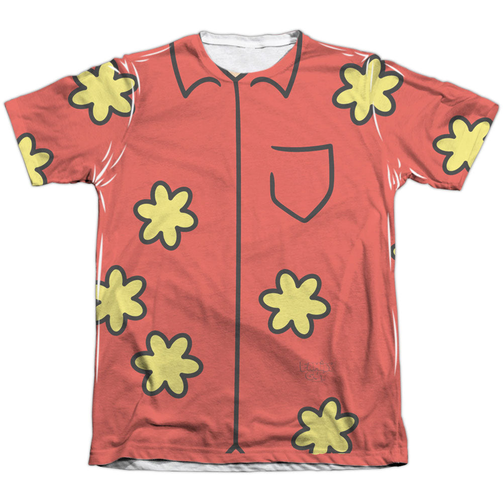 Quagmire Costume Sublimation T-shirt