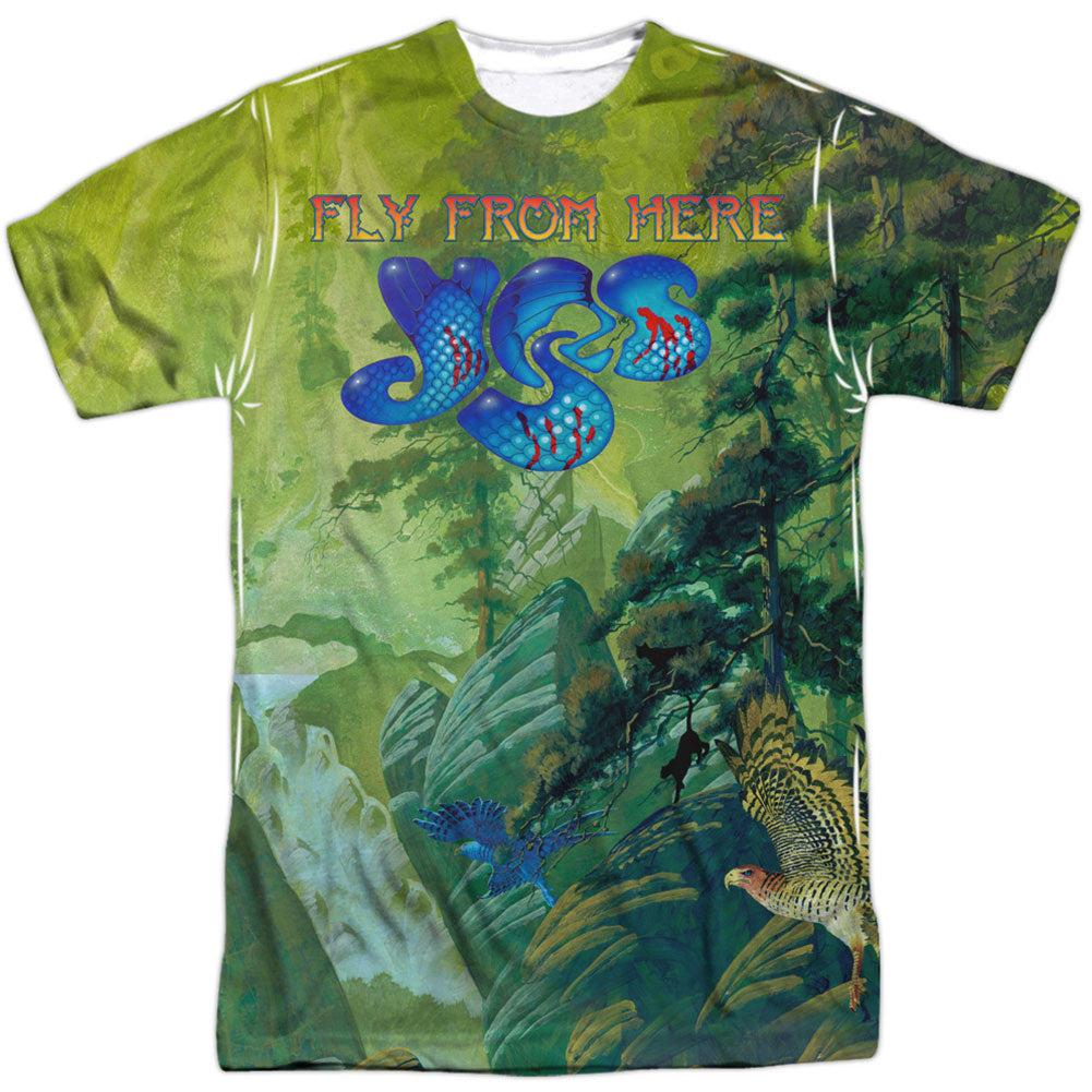 Fly From Here Sublimation T-shirt