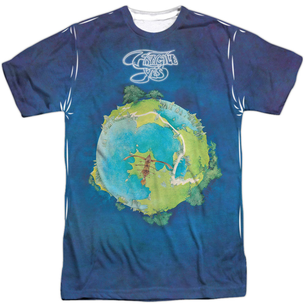 Fragile Sublimation T-shirt