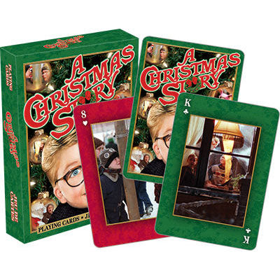 Christmas Story Playing Cards