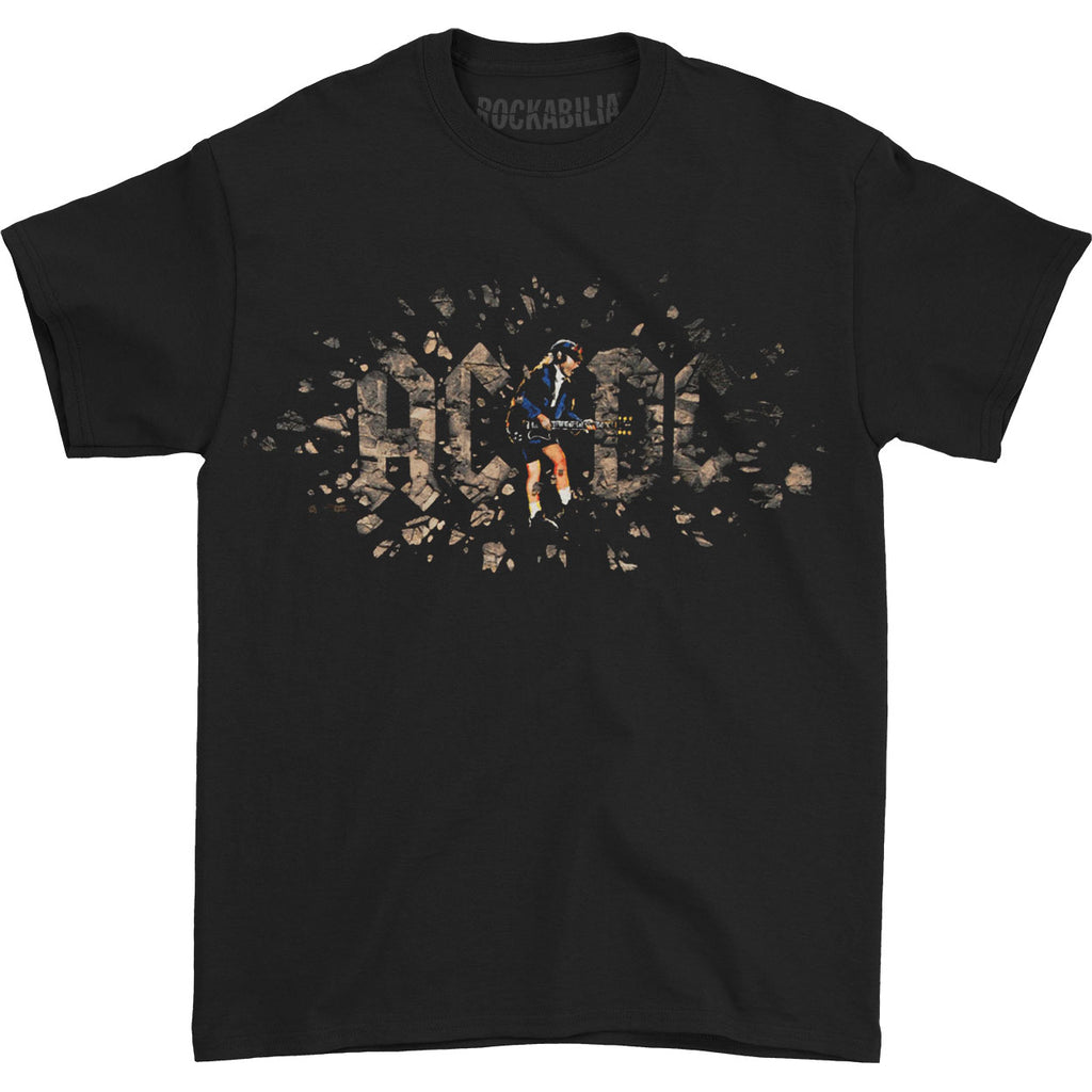 "Stephen Fishwick Men's ""Those About to Rock"" T-shirt"