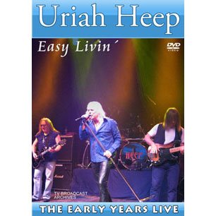 Early Years - Live DVD