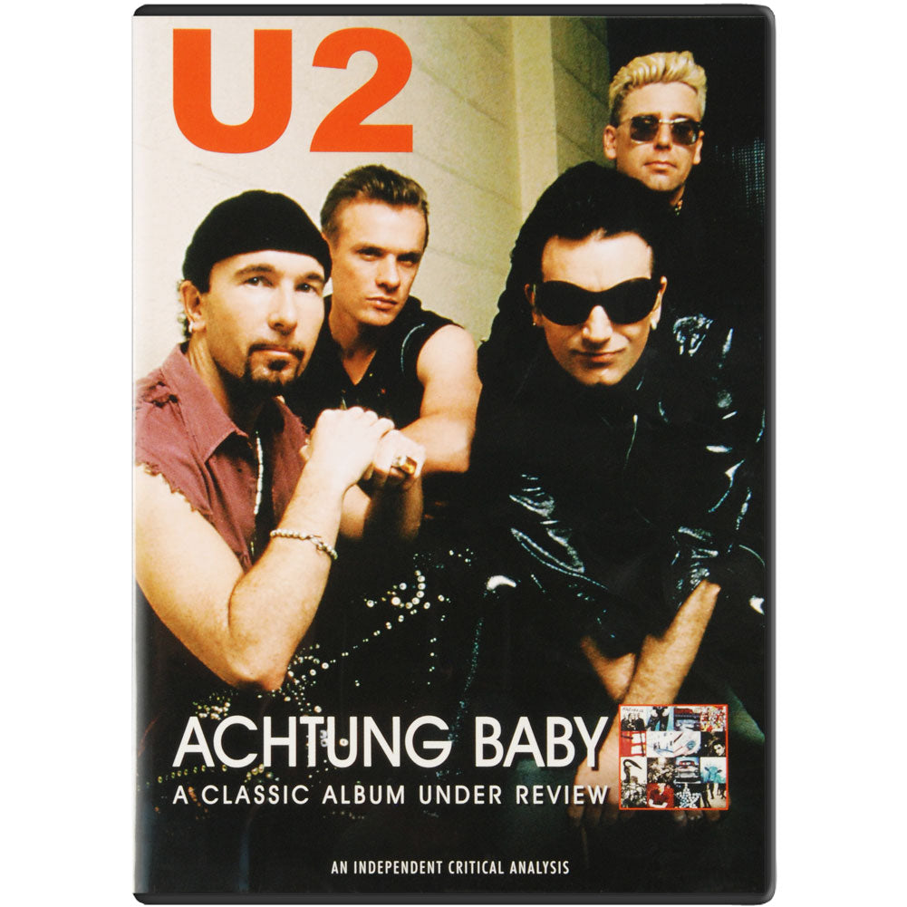 Achtung Baby: Classic Album Under Review DVD