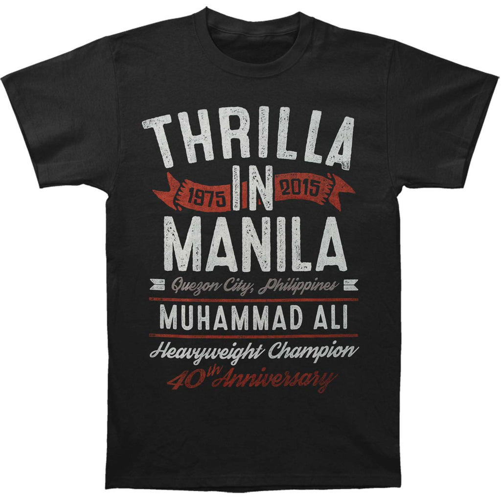 Thrilla T-shirt
