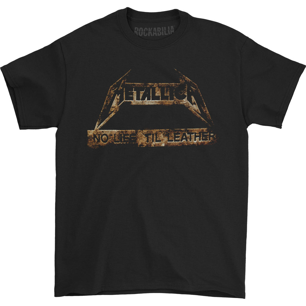 Leather Lollapalooza 2015 Event T-shirt