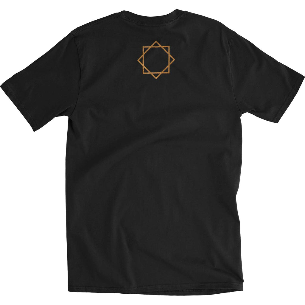 Gold Classic Logo Slim Fit T-shirt