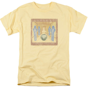 Journey Rock Band PERSPECTIVE LOGO Licensed Adult T-Shirt All Sizes