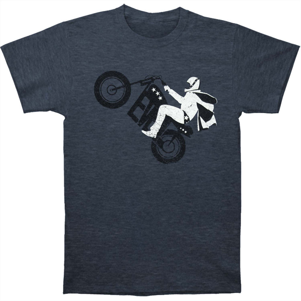 Evel Mobile Slim Fit T-shirt