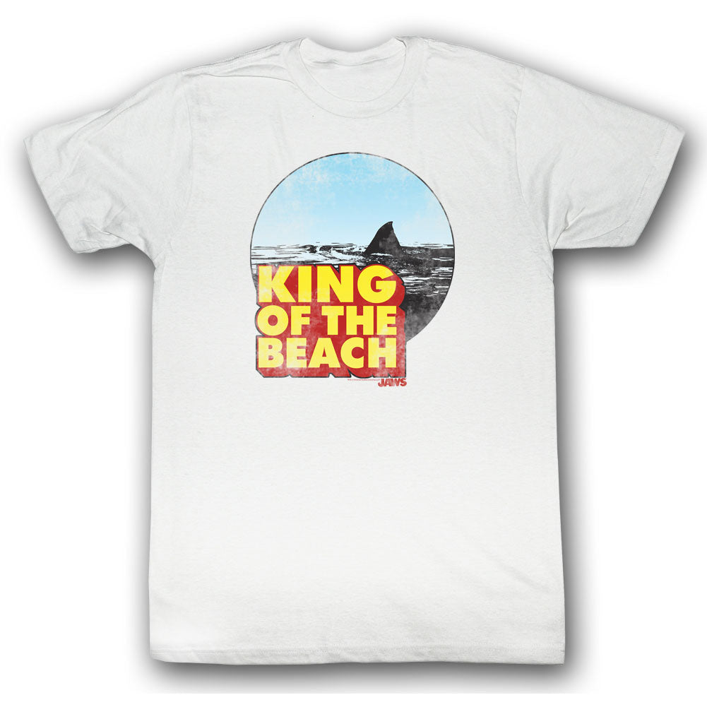 King Of The Beach Slim Fit T-shirt