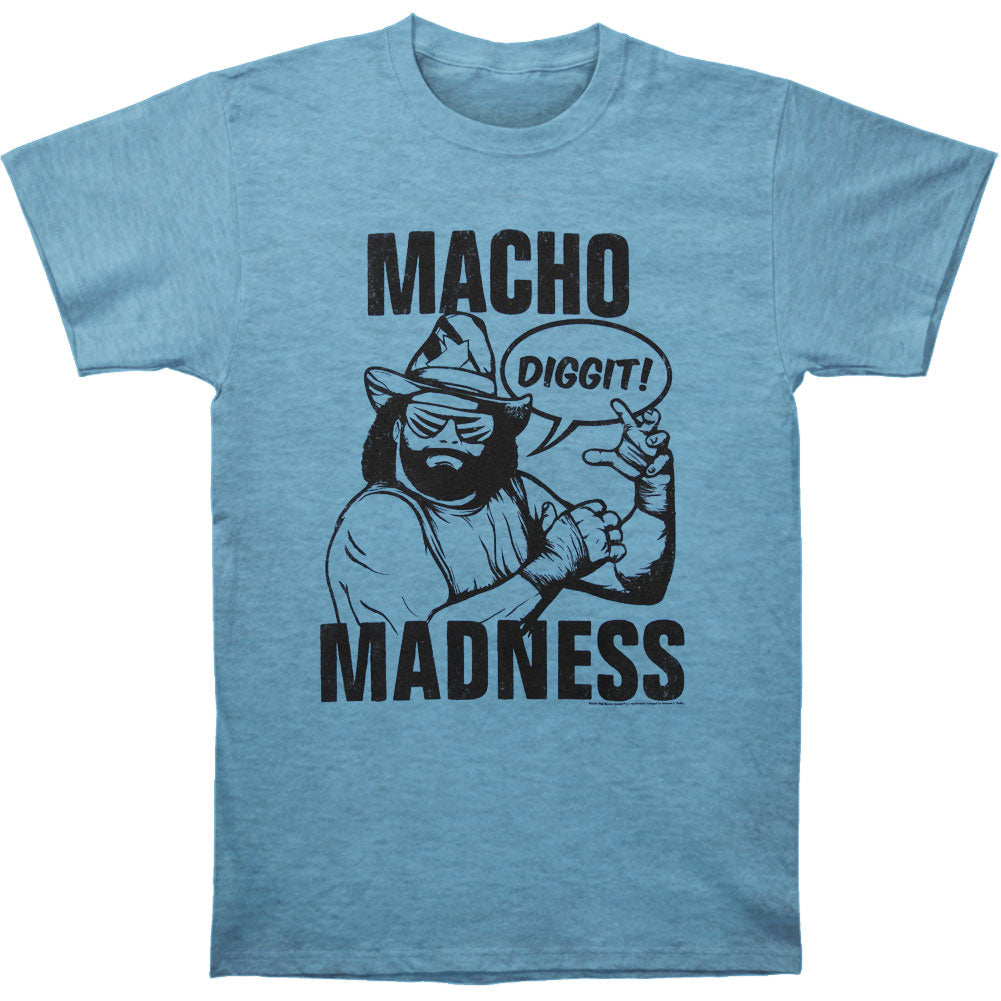 Macho Slim Fit T-shirt