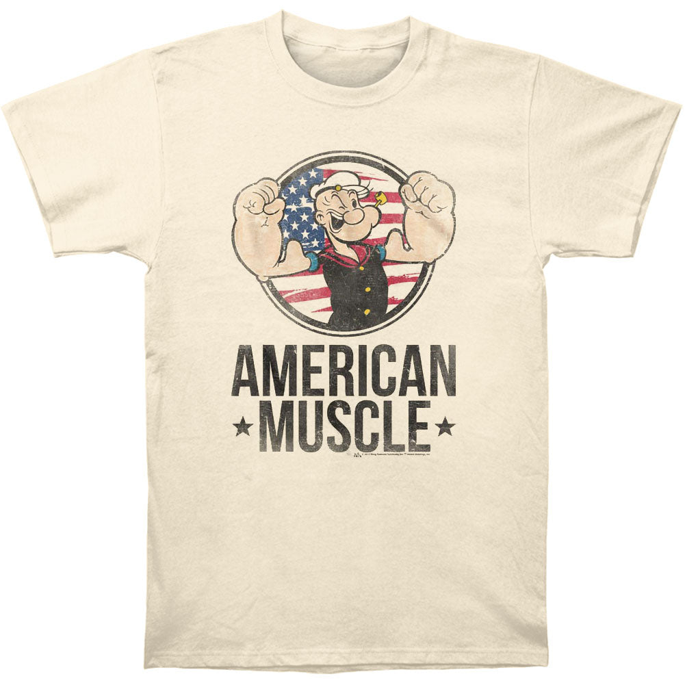 Muscle Slim Fit T-shirt