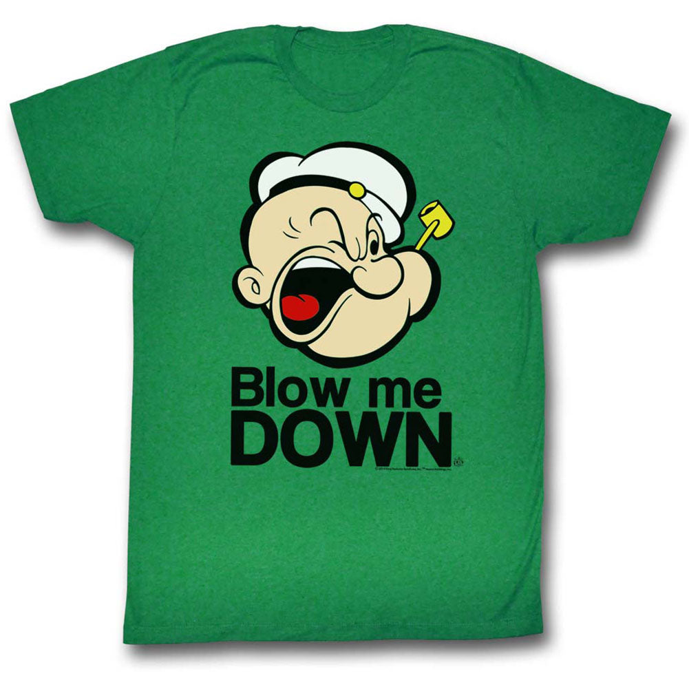 Blow Me Down Slim Fit T-shirt