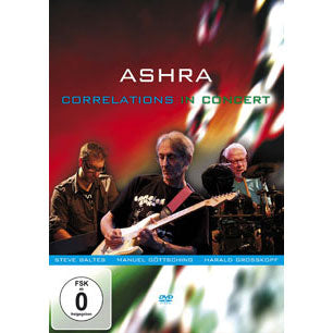 Correlations In Concert DVD