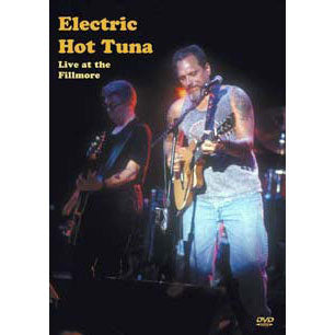 Electric Live At The Fillmore DVD