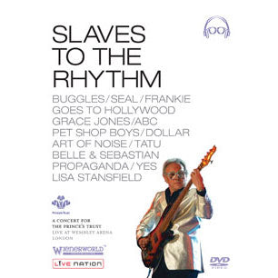 Slaves To The Rhythm DVD