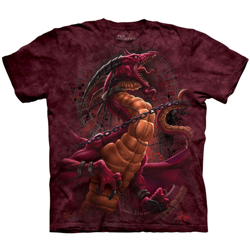Unchained Dragon T-shirt