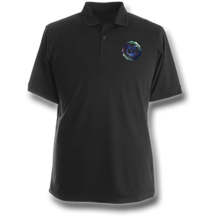 Yellowcard Colorful Logo Polo Shirt
