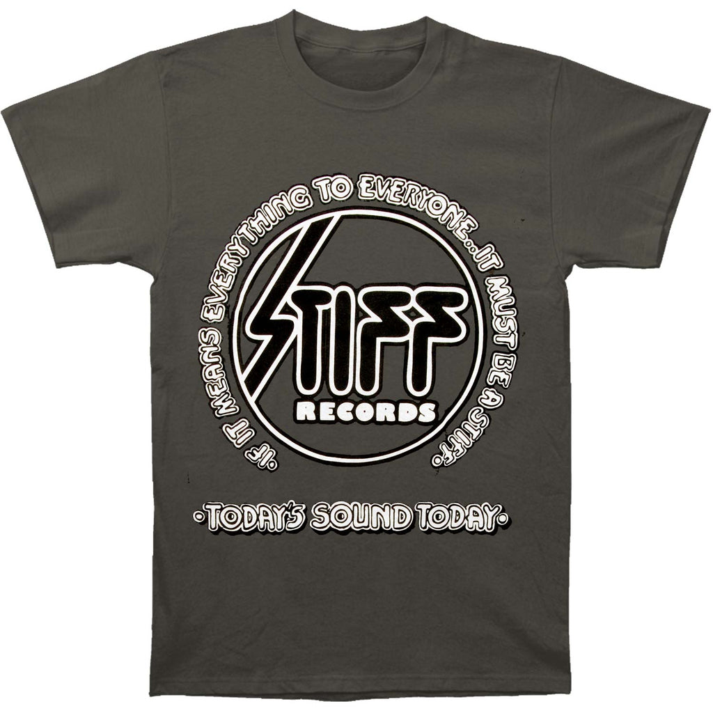 Stiff Records Today's Sound Today T-shirt